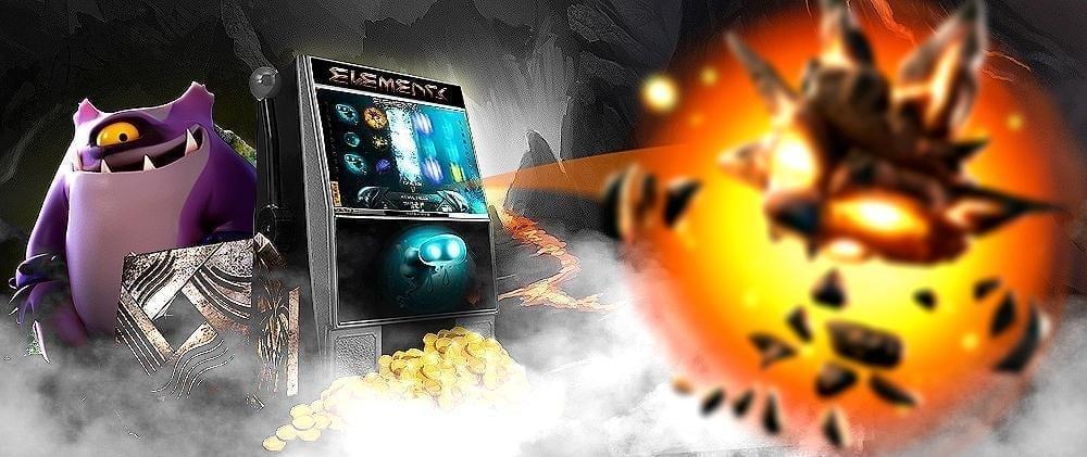 Casino Photo Manipulation - Video Slot - Rene Vigar Graphic Designer
